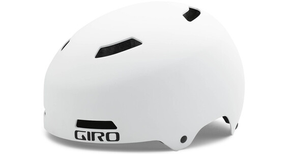Giro Quarter helm wit